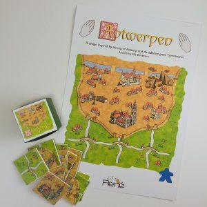 Carcassonne onofficiële uitbreiding (download)