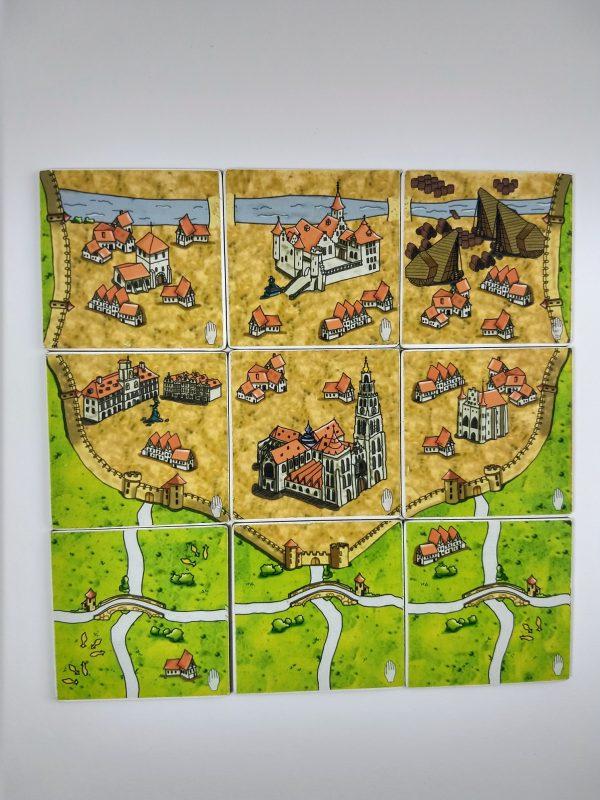 Carrcassonne onofficiële uitbreiding