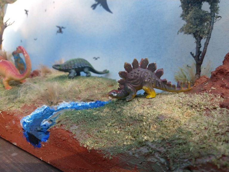 Doopsuiker Presentatie Diorama